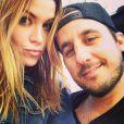 Alex Murrel, star de Laguna Beach, a dit oui à son boyfriend Kyle Mark Johnson à Malibu, le 25 octobre 2014.
