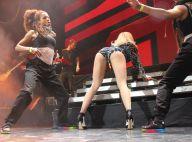 Rita Ora : Inséparable de son chéri Ricky et déchaînée en concert
