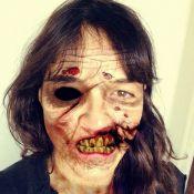 Michelle Rodriguez : Zombie immonde, elle terrorise Instagram !