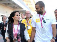 Tony Parker et Axelle: Duo complice pour une visite des coulisses de la F1
