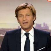 Laurent Delahousse : Moment de solitude devant la ''sorcière'' Marlène Jobert