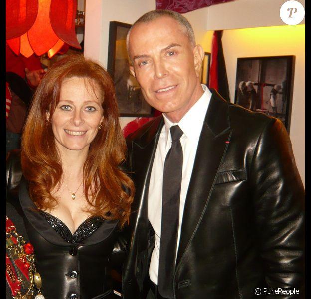 Jean-Claude Jitrois et sa fille