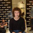 David Luiz à la soirée de lancement de Call of Duty : Advances Warfare, le 3 novembre 2014 à Paris