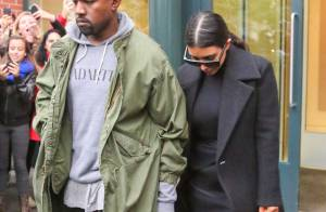 Les Kardashian : Kim stylée en amoureuse, comme sa maman Kris Jenner