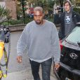 Kanye West à New York, le 6 novembre 2014.