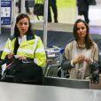 Pippa Middleton à l'aéroport en Suisse, le 7 novembre 2014