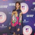 Alesha Dixon assiste aux MTV Europe Music Awards 2014 au SSE Hydro. Glasgow, le 9 novembre 2014.