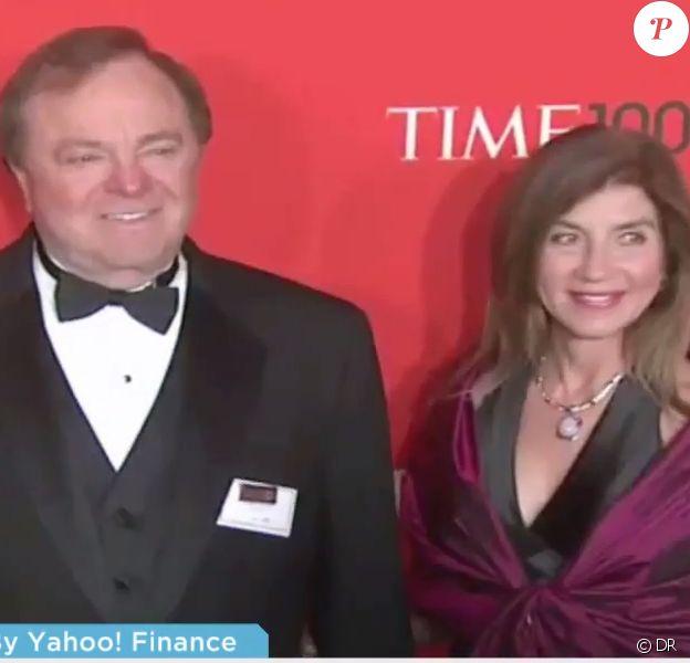 Harold Hamm, richissime patron de Continental Resources, et son ex-femme Sue Ann