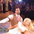 L'acteur Alfonso Ribeiro dans la 19e saison de Dancing with the Stars, le 15 septembre 2014