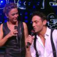 """Vidéo """"Danse avec les stars 5"""" du samedi 15 novembre sur TF1. L'interview de Tonya Kinzinger et Maxime Dereymez dans laquelle le danseur fait part d'une certaine amertume."""