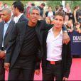 Samy Naceri et son fils Julian