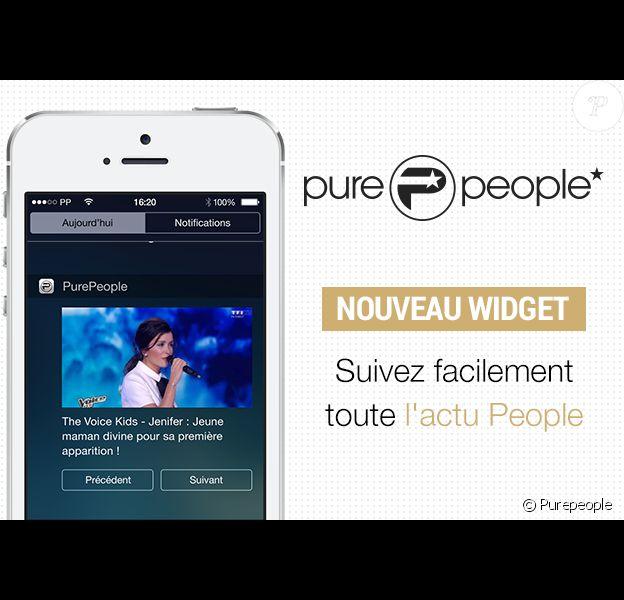 La nouvelle application mobile de Purepeople est arrivée