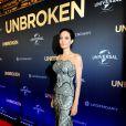 """Angelina Jolie - Première du film """"Unbroken"""" (Invincible) à Sydney en Australie le 17 novembre 2014."""