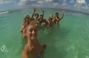 Miss France 2015 : Selfie, shooting, gala... Leur folle semaine à Punta Cana !