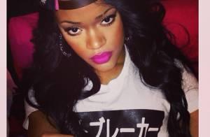 Non, cette superbe jeune femme n'est pas Rihanna mais son sosie bluffant !