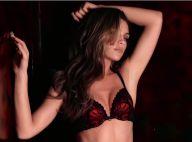 Abbey Clancy : Sexy en lingerie, la wag dévoile sa silhouette parfaite
