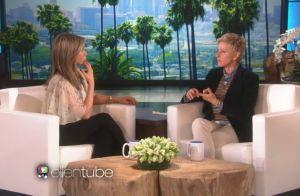 Jennifer Aniston ironise sur son mariage ''secret'' avec Justin Theroux