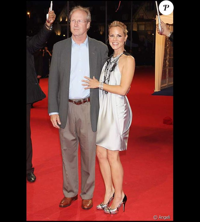 william hurt et maria bello pr sentent le film the yellow. Black Bedroom Furniture Sets. Home Design Ideas