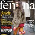 Couverture du Version Femina (en kiosques depuis le 1er décembre 2014) avec l'interview de Roman Polanski.
