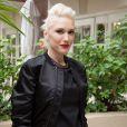 """Gwen Stefani en conférence de presse pour le film """"Paddington"""", à Los Angeles le 1er décembre 2014."""