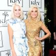 Ashley Roberts et Kimberly Wyatt à Londres, le 25 septembre 2013.