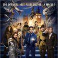 Affiche du film La Nuit au musée - Le Secret des pharaons, en salles le 4 février 2015