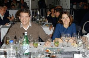 Arnaud Montebourg et Aurélie Filippetti: Duo complice au côté de Laury Thilleman