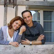 Emilie Dequenne et son mari Michel Ferracci : Douce lune de miel et... suspense