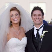 Mariage d'Angie Everhart : Toutes les photos d'une journée féérique