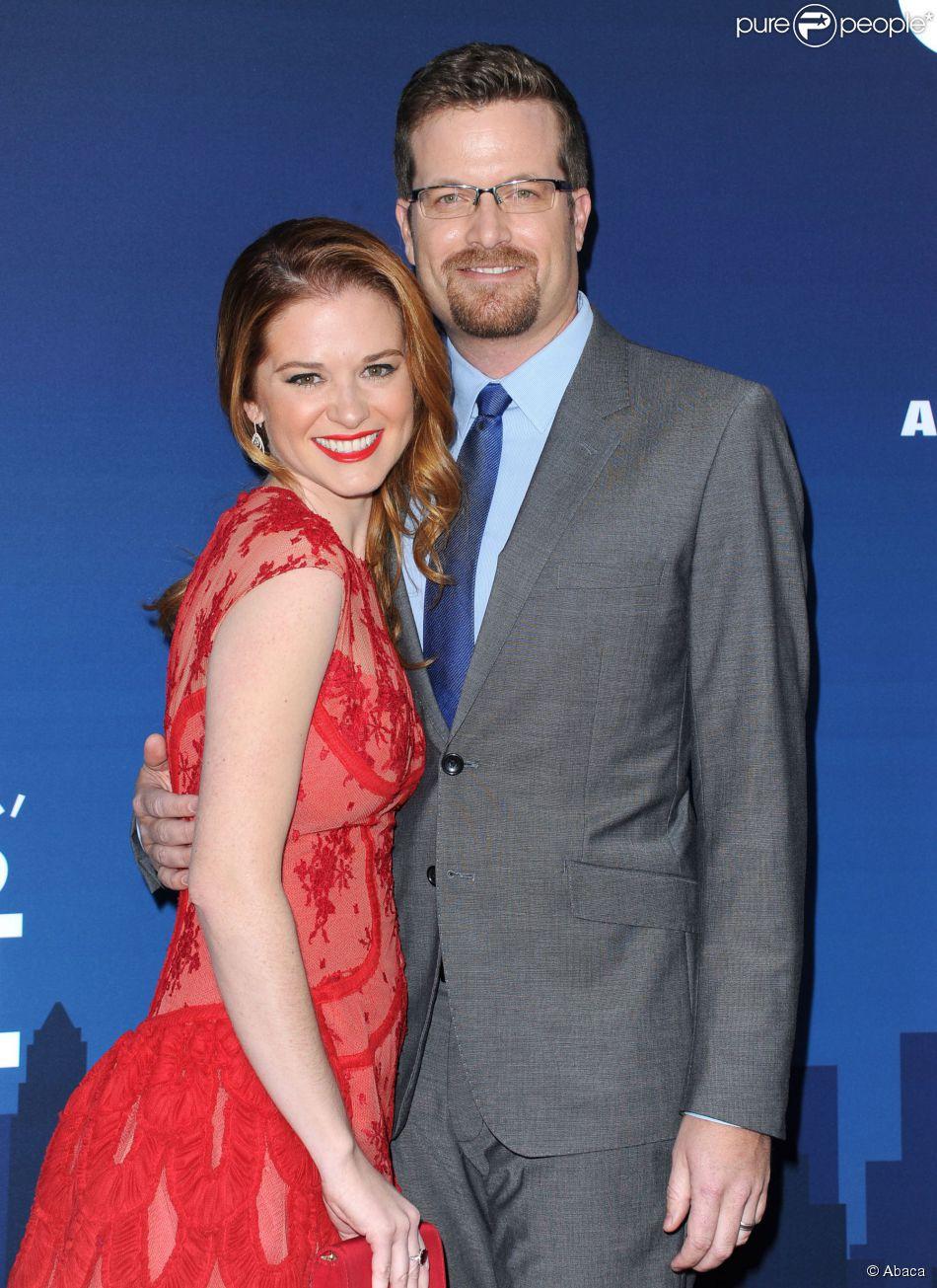 Sarah Drew and peter lanfer