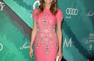 Stacy Keibler, maman : L'ex de George Clooney dévoile une photo de sa fille Ava