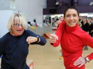 Véronique et Davina, le retour : Sourires et efforts pour un cours événement