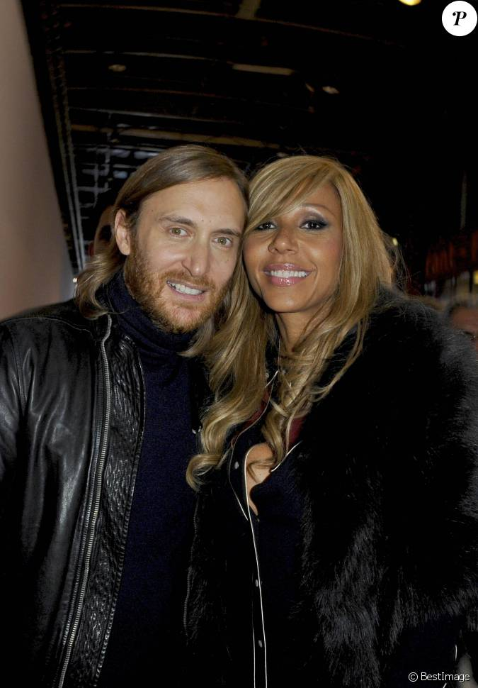 david et cathy guetta au mondial de l 39 auto le 27 septembre 2012 paris. Black Bedroom Furniture Sets. Home Design Ideas