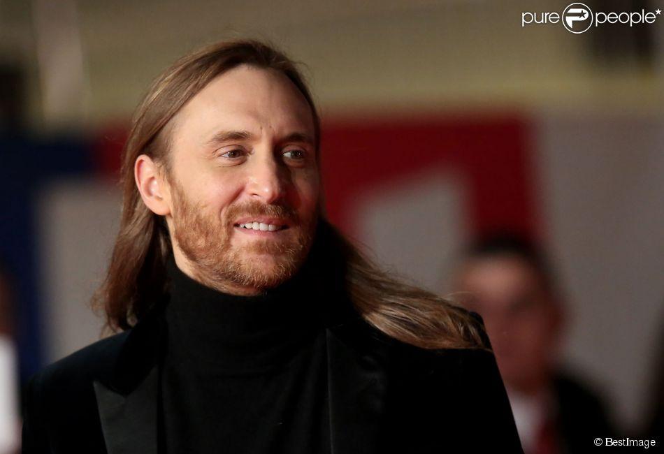 David Guetta - 16ème édition des NRJ Music Awards à Cannes le 13 décembre 2014