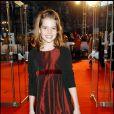 Lucy Boynton - Avant-première de Miss Potter à Londres le 3 décembre 2006