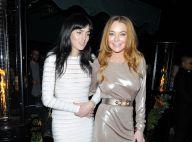 Lindsay et Ali Lohan : Soeurs stylées et complices pour célébrer Noël