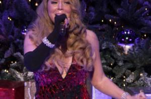 Mariah Carey : Émue aux larmes pour un concert truffé d'incidents...