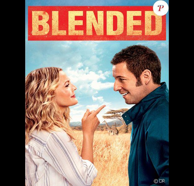 Affiche du film Blended