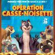 Affiche du film Opération Casse-noisette