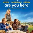 Affiche du film Are You Here
