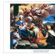 Carte de voeux du roi Juan Carlos Ier et de la reine Sofia pour les fêtes de fin d'année 2014