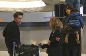 Halle Berry et son fils Macéo : Un Noël en famille à Paris avec Olivier Martinez
