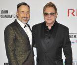 Elton John et David Furnish enfin mariés : Les photos de leur grand jour !