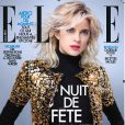 Le magazine Elle du 24 décembre 2014 avec Cécile Cassel/HollySiz
