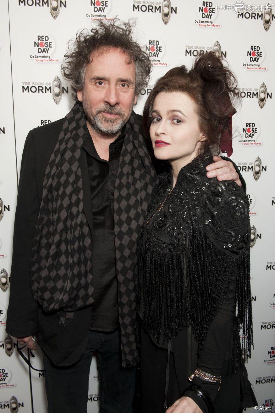 Tim Burton et Helena Bonham Carter séparés : Une jolie ...