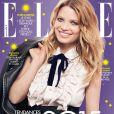 Couverture du magazine ELLE du 2 janvier 2015.