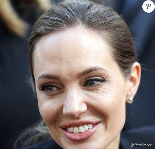 Angelina Jolie à Paris le 3 juin 2013.