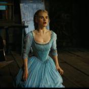 Cendrillon : Lily James, ensorcelante princesse... jusqu'aux 12 coups de minuit