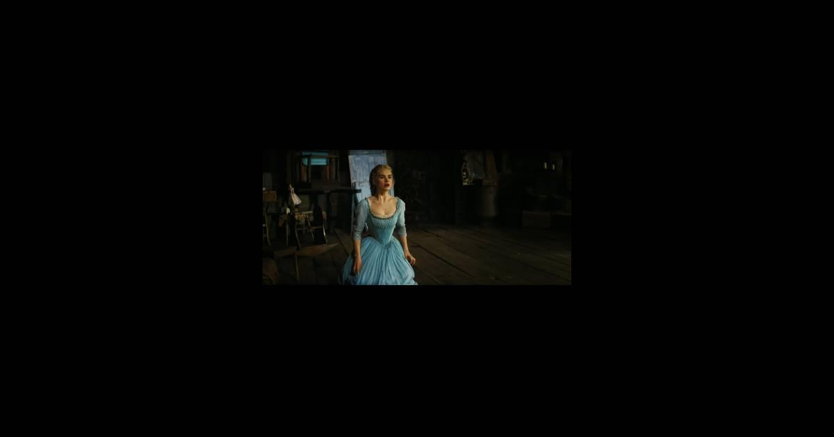 Cendrillon lily james ensorcelante princesse jusqu - Les 12 coups de minuit bande annonce ...