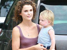 PHOTOS : Keri Russell, une maman radieuse qui vous présente son fils !